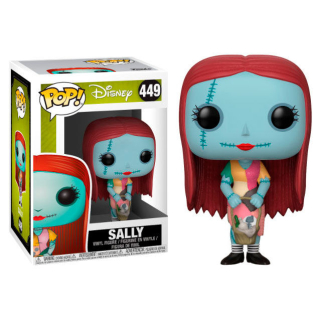 Figúka Funko POP - Disney Nightmare before Christmas Sally with Basket