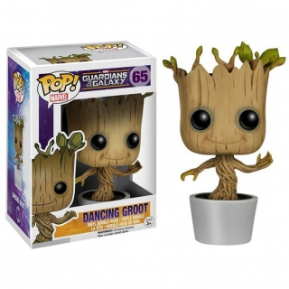 Figúrka Funko POP - Marvel Guardians of the Galaxy Dancing Groot