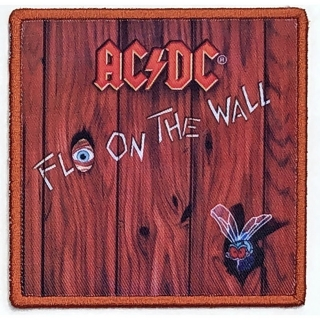 Nažehlovačka AC/DC - Fly On The Wall