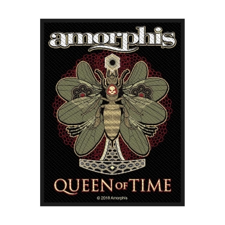 Malá nášivka Amorphis - Queen of Time