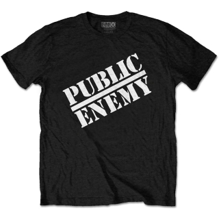 Tričko Public Enemy - Logo
