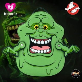 Mini batoh Loungefly - Ghostbusters - Slimer