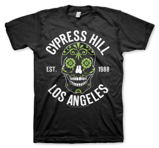 Tričko Cypress Hill - Los Angeles
