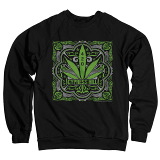 Sweatshirt Cypress Hill - 420