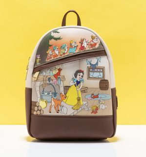 Mini batoh Loungefly - Disney - Snow White