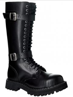 veľké čierne topánočky sex