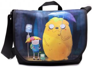 Taška - Adventure Time - Finn & Jake Totoro MB
