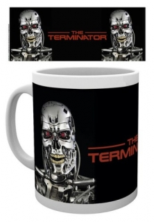 Hrnček - The Terminator Endoskeleton Mug
