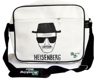 Taška Breaking Bad - Heisenberg, White