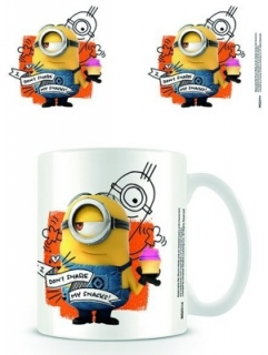 Hrnček - Minions - Despicable Me - Snacks Mug
