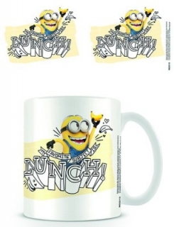 Hrnček- Minions - Despicable Me - Lunch Mug