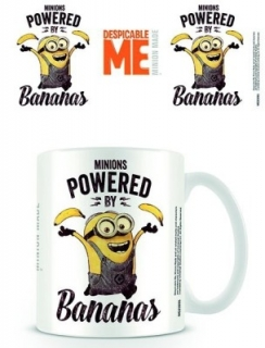 Hrnček - Minions - Despicable Me - Powered Mug