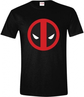 Tričko - Deadpool - Classic Deadpool Logo