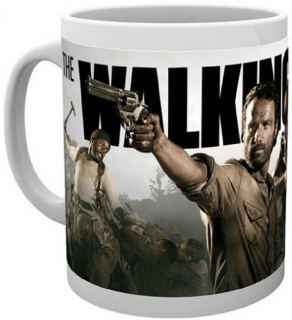 Hrnček - The Walking Dead - Banner Mug
