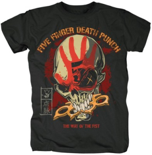 Tričko Five Finger Death Punch - The Way