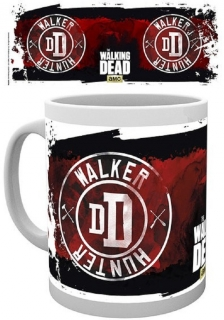 Hrnček - The Walking Dead - Walker Hunter Mug