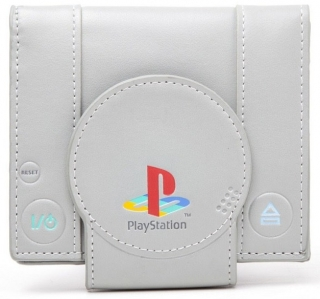 Peňaženka - PlayStation - Shaped Bifold Wallet