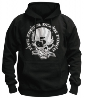 Mikina Five Finger Death Punch - Brass Knuckles Hoodie