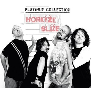 3 CD Horkýže Slíže - Platinum Collection