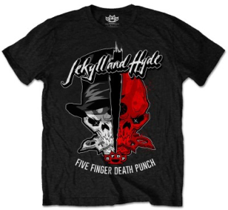Tričko Five Finger Death Punch - Jekyll & Hyde