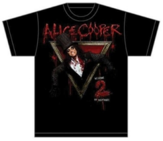 Tričko Alice Cooper - Welcome to my Nightmare