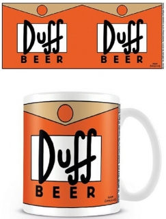 Hrnček The Simpsons - Duff Beer