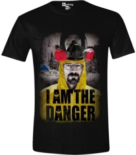 Tričko - Breaking Bad - I Am the Danger