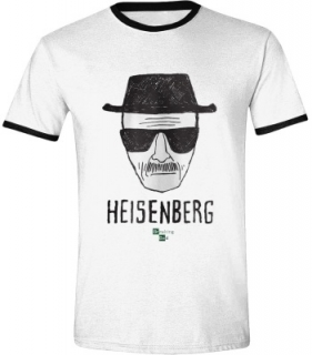 Tričko - Breaking Bad - Heisenberg Ringer