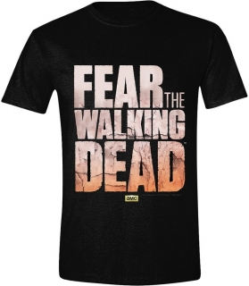 Tričko - Fear The Walking Dead - Logo