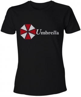 Tričko - Resident Evil - Umbrella Corporation
