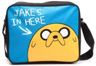 Taška - Adventure Time - Jake's In Here, Multicolor
