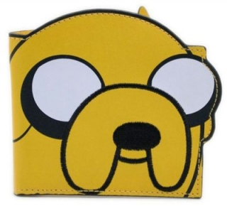Peňaženka - Adventure Time - Diecut Jake Bifold Wallet