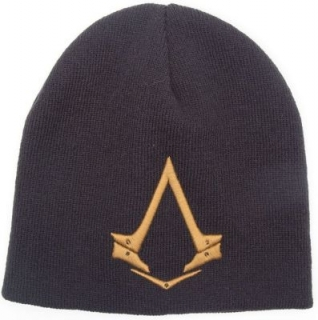 Zimná čiapka - Assassin Creed - Syndicate - Beanie with Bronze Logo