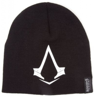 Zimná čiapka - Assassin Creed - Syndicate - Logo Beanie