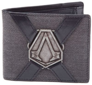 Peňaženka - Assassin Creed Syndicate - Wallet With Logo