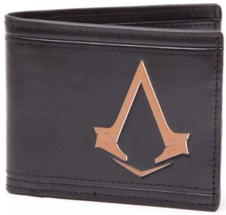 Peňaženka - Assassin Creed Syndicate - Wallet With Bronze Logo