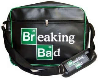 Taška Breaking Bad - Logo Messenger