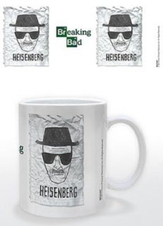 Hrnček - Breaking Bad - Heisenberg Mug - White