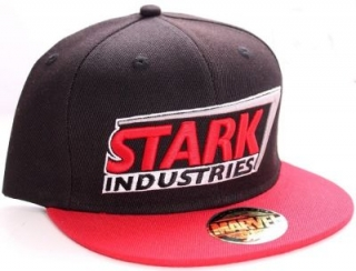 Šiltovka Iron Man - Stark Industries Logo