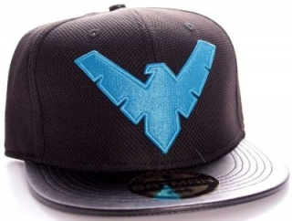 Šiltovka - Batman - Nightwing Logo