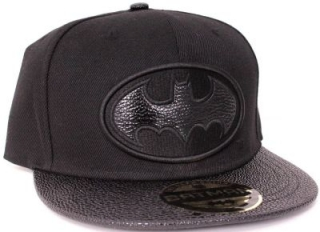 Šiltovka - Batman - Black Logo