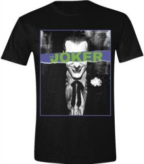 Tričko - Batman - The Joker Picture
