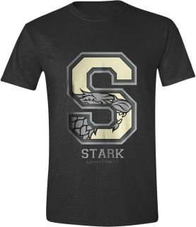 Tričko - Game of Thrones - Stark Varsity