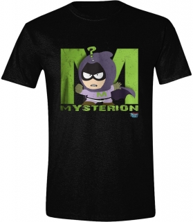 Tričko - South Park - The Fractured But Whole Mysterion