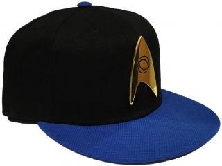 Šiltovka - Star Trek - Science Logo, Black/Blue