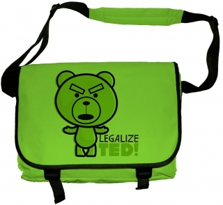 Taška - Ted - Legalize Ted, Green