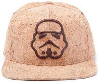 Šiltovka - Star Wars - Stormtrooper Cork, Brown