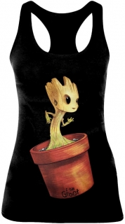 Dámsky top- Guardians of the Galaxy - Groot