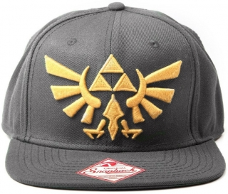 Šiltovka - Zelda - Golden Logo, Black
