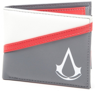 Peňaženka - Assassin Creed -  Bifold Wallet with debossed Crest